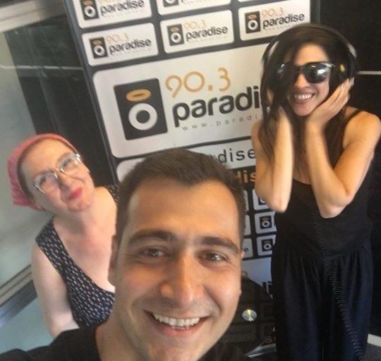 Η πιο ανεβασμένη παρέα στο Νο1 ραδιόφωνο της Ξανθης Paradise 90,3! #paradise903 #paradisenews